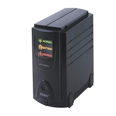 UPS устройство UPS-500CL 500VA 250W, 220VAC, LED дисплей
