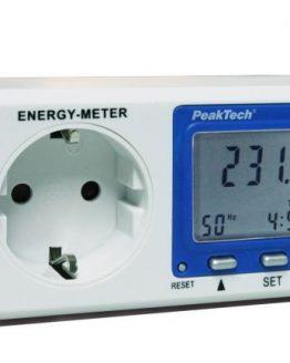 Уред за измерване на електрическа енергия PEAKTECH 9035