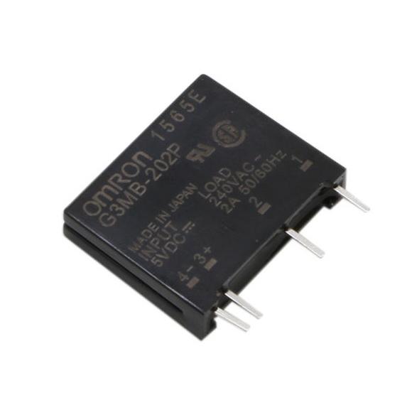 G3MB-202P солид стейт реле, полупроводниково, 5VDC, 2A/240VAC, OMRON