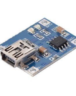 Модул TC4056 зарядно за литиева батерия
