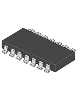 Интегрална схема HEF4093BT, SO14, NXP