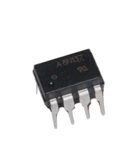 Оптрон 6N137, DIP-8