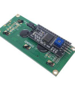 I2C LCD дисплей 16x2 подсветка /P058.019/