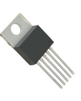 Интегрална схема LM2575T-ADJ, TI, TO-220-5, NS