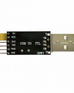 USB to TTL RS232 конвертор с CH340 /P083112/