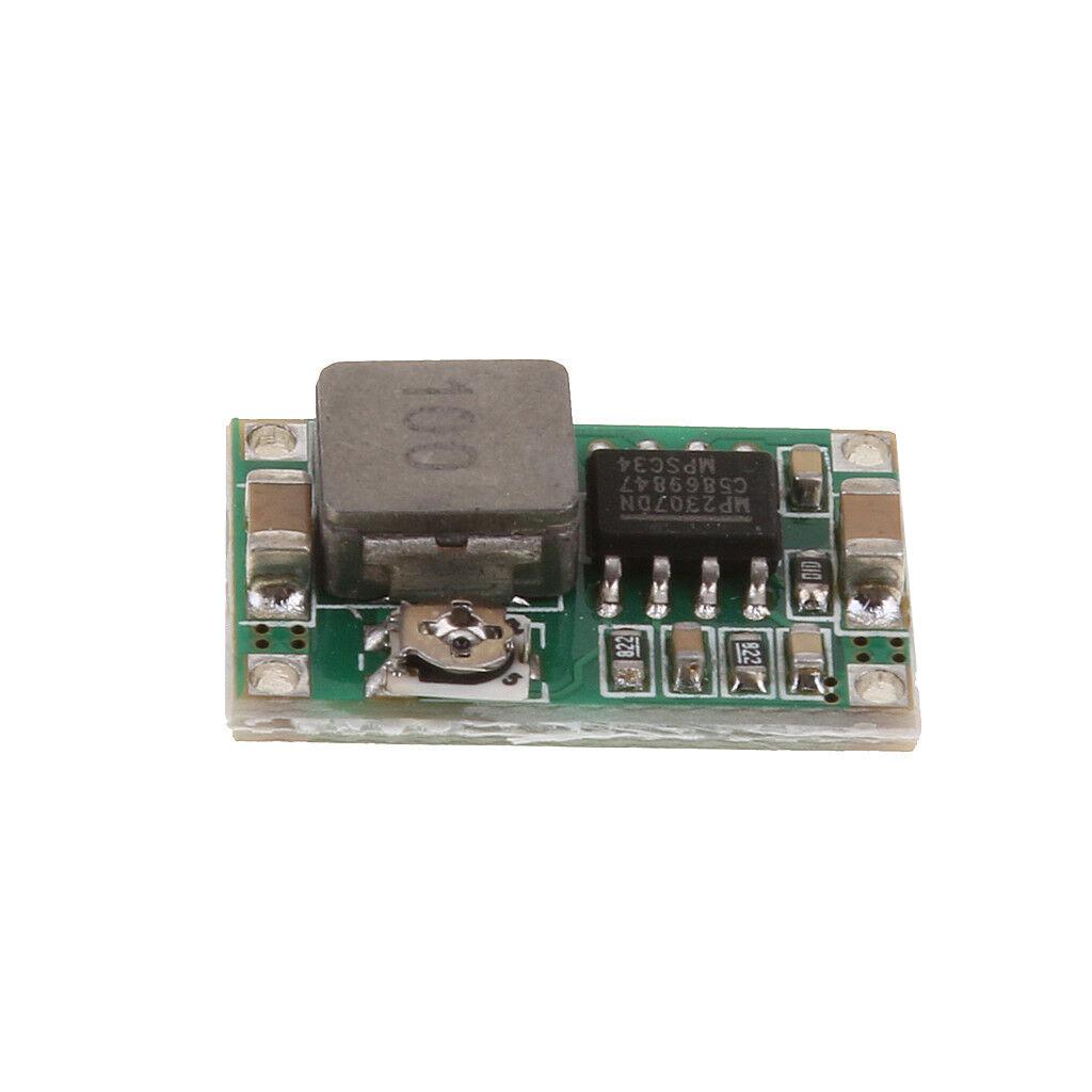 Импулсен стабилизатор мини MP2307 1-17V / 3A (P0440058)