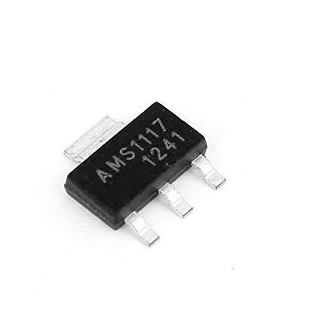 AMS1117-3.3 стабилизатор Low Drop 3.3V/1A/SOT223
