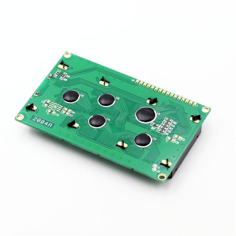 2004A LCD дисплей 20x4 синя подсветка /P058023/