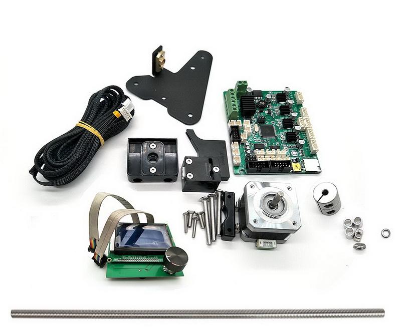 Части и материали за 3D принтери и хоби CNC