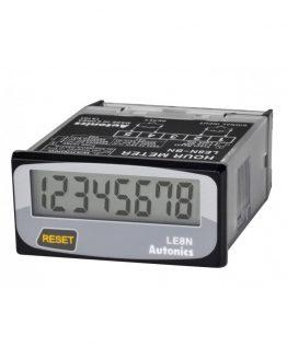 Цифров брояч на часове AUTONICS LE8N-BF
