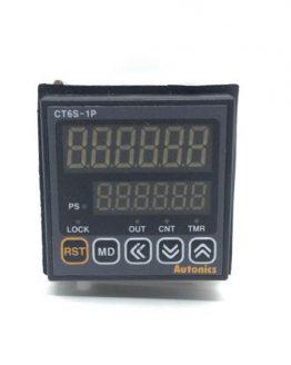 Eлектронен брояч на импулси/време AUTONICS CT6S-1P4