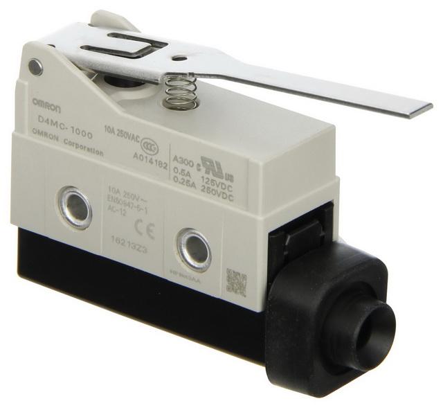 Краен изключвател D4MC-1000 10A/480VAC