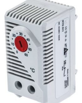 Биметален термостат КТS011 0-60°C NC 10A/250VAC
