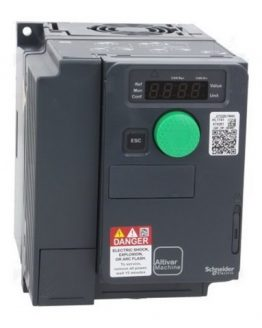 Честотен инвертор ATV320U06N4C 0.55kW 380-500VAC