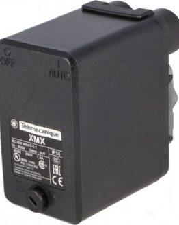Регулируем пресостат XMXA06L2135 1-6bar