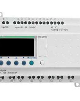 Програмируемо реле SR2A201FU 100-240VAC