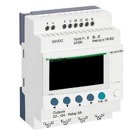 Програмируемо реле SR2B121BD 24VDC