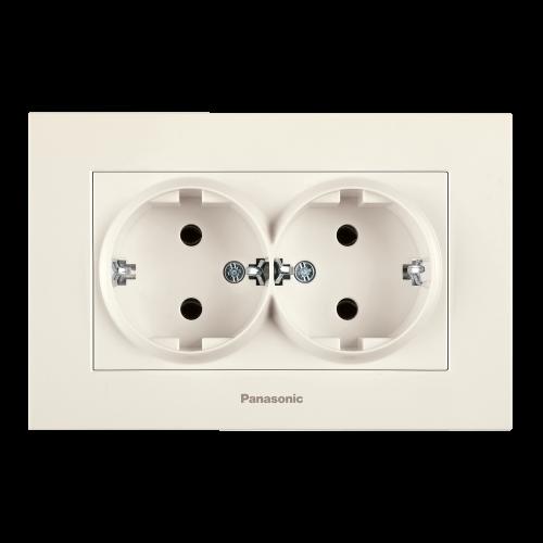 Двоен електрически контакт WKTC0205-2BG