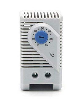 Биметален термостат КТS011 0-60°C NO 10A/250VAC