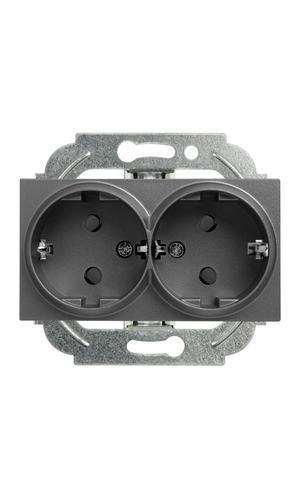 Двоен електрически контакт WKTТ0205-2SL