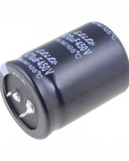 Електролитен кондензатор Elite 470uF 450VDC
