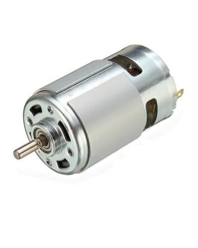 Постояннотокови електродвигатели