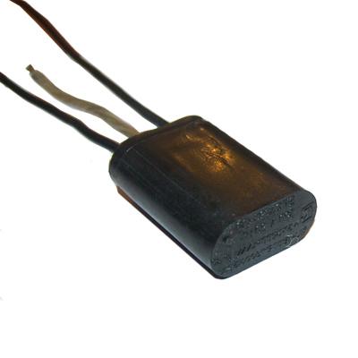 Филтър-кондензатор КП-1В 0.075uF+2x2500pF/250VAC