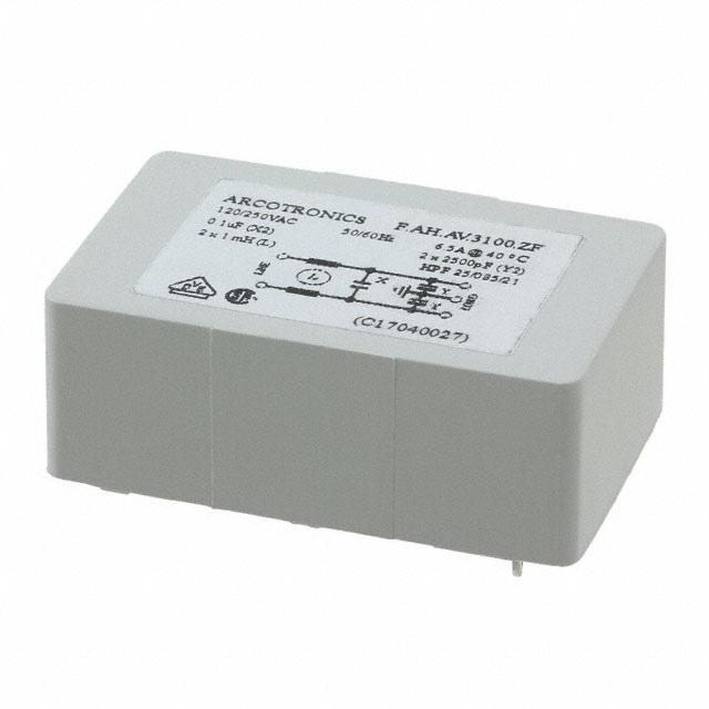 Филтър-кондензатор 0.1uF 250VAC 0.5A