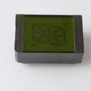 Цифров индикатор TG371 зелен
