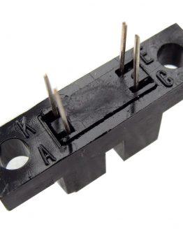 6Н2144 оптрон, въздушна междина 3мм, транзисторен изход