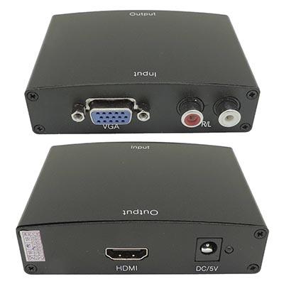 Видео конвертор VGA към HDMI YZ-1803
