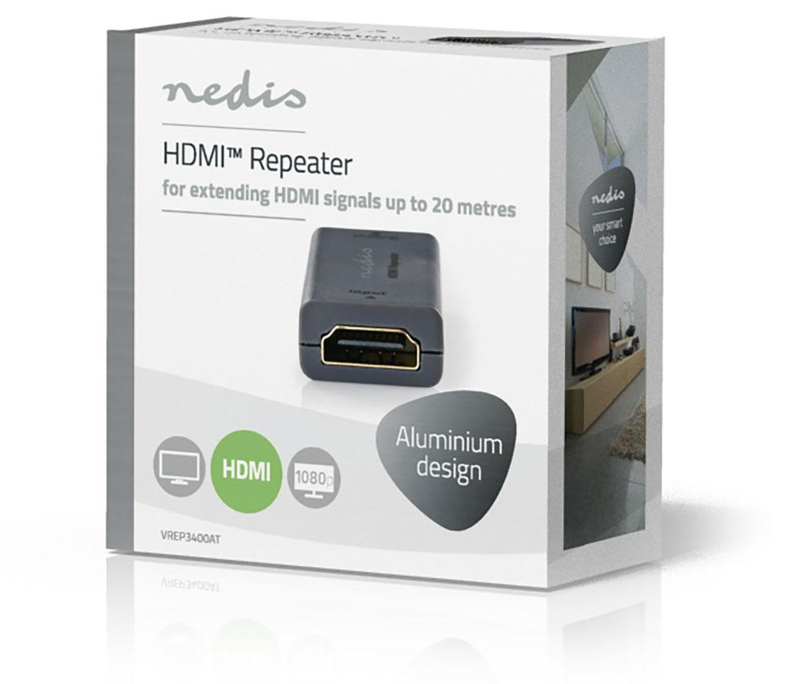 HDMI усилвател на сигнал до 20м