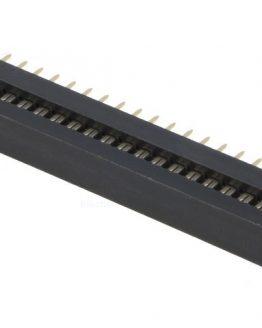Преходник IDC DS1018-20SIBX 20пина 2.54мм