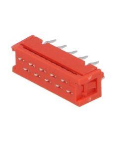 Преходник IDC DS1015-02-10R6 10пина 1.27мм