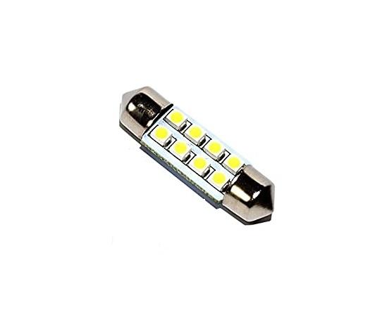 Автомобилна LED лампа 12VDC/2.2W SV8.5 36мм