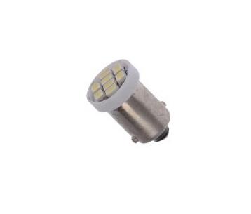 Автомобилна LED лампа 12VDC/1W BA9S