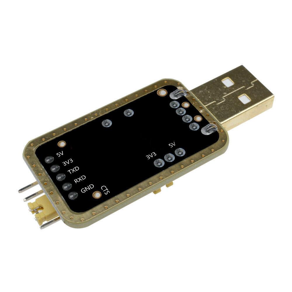 USB към TTL RS232 конвертор с CH340