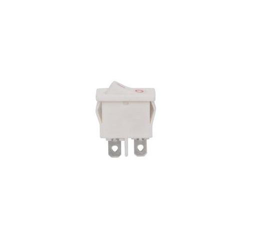Клавишен превключвател KCD1 250VAC/6A SPST