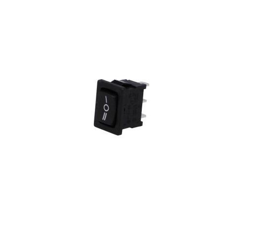 Клавишен превключвател RS1366DBB7 250VAC/10A