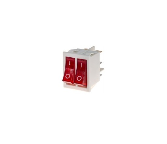 Клавишен превключвател 250VAC/16A OFF-ON SPST