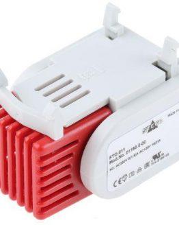 Биметален термостат 01160.0-01 25°C NC 250VAC/5A
