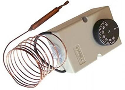 Капилярни термостати и терморегулатори