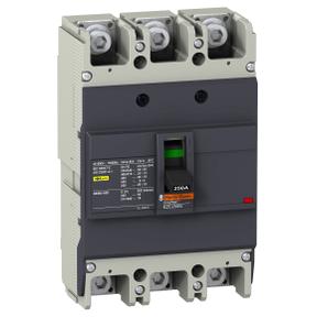 Автоматичен прекъсвач EZC100N3100 550VAC/100А