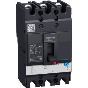 Автоматичен прекъсвач LV510937 415VAC/80А