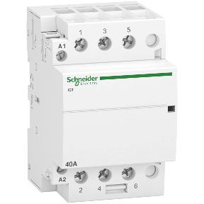 Контактор Schneider A9C20843 40A/230VAC 3P