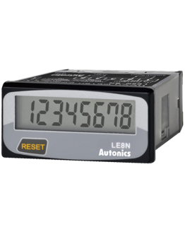 Цифров брояч на часове AUTONICS LE8N-BV