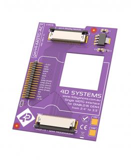 Адаптер MOTG-AC1 4D SYSTEMS