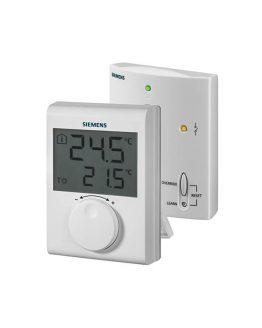 Безжичен стаен термостат SIEMENS RDH100RF/SET