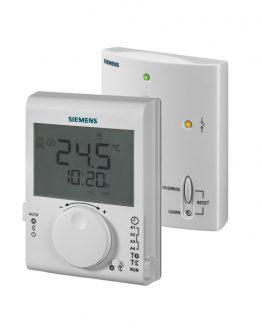 Безжичен стаен термостат SIEMENS RDJ100RF/SET