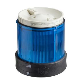 Корпус за сигнална лампа XVBC36 синя